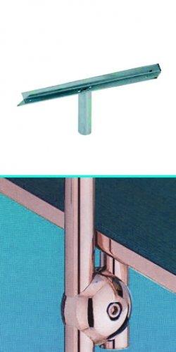 Полкодержатель наклонный левый/правый