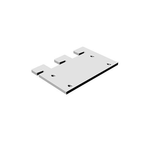 Пластина крепления панелей к стойке (SL01, SLQ, SLU)