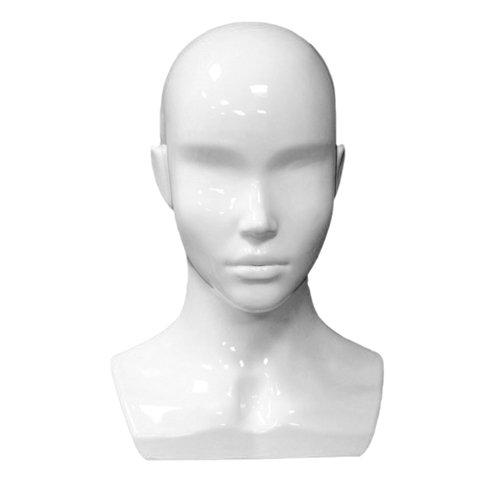 Голова женская «Beauty», глянцевая