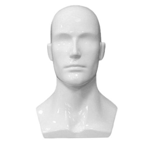 Голова мужская «Beauty», глянцевая