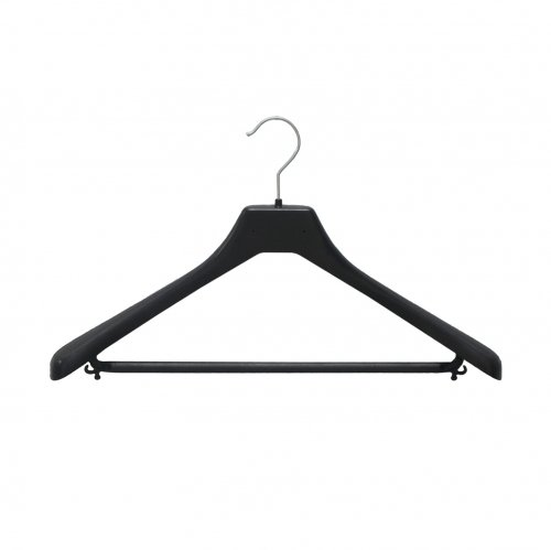 Hanger with bar