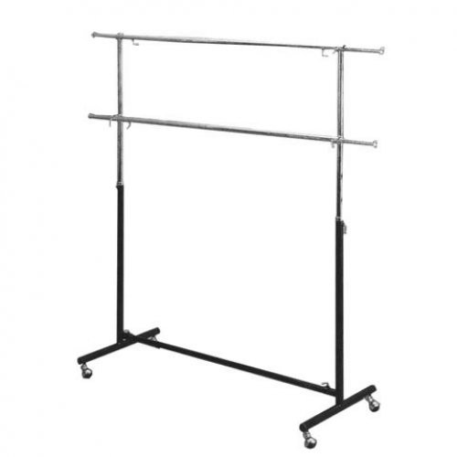 Rack with 2 bars