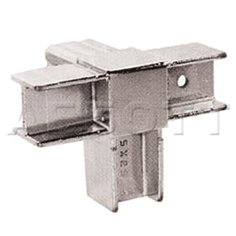Соединитель для 4-х квадратных труб 25х25мм